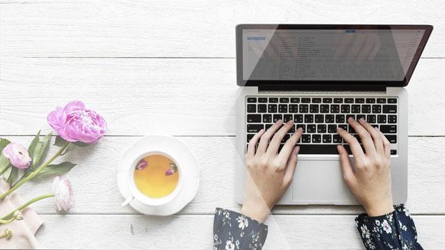 ブログを使って自分の言葉で発信