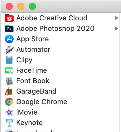 アプリケーションにクリッピーが追加