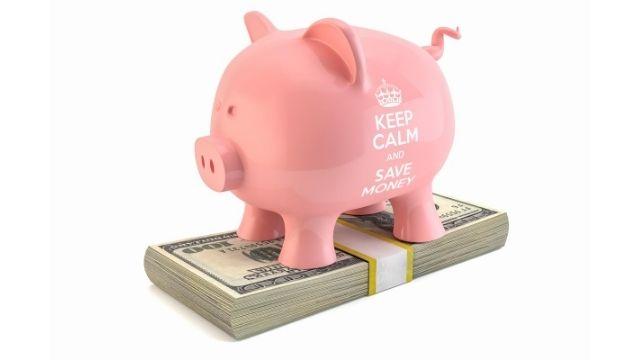 収入の10分の1を貯金